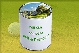 compare golf and dropgolf