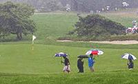 umbrellagolf